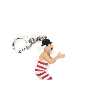PVC Key Ring Thomson Bather