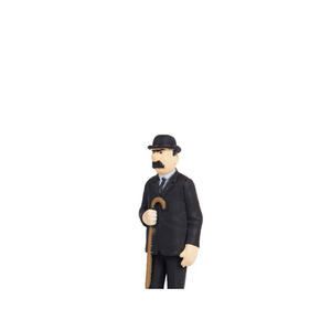 PVC Figurine Tomson Walking Stick 6cm