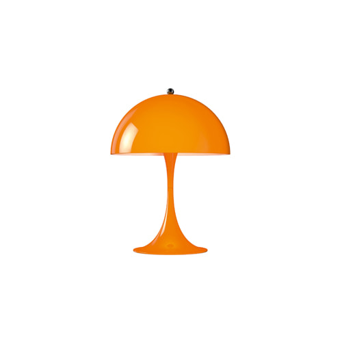 Panthella Table Lamp Mini Orange