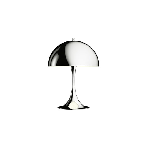 Panthella Table Lamp Mini Chrome