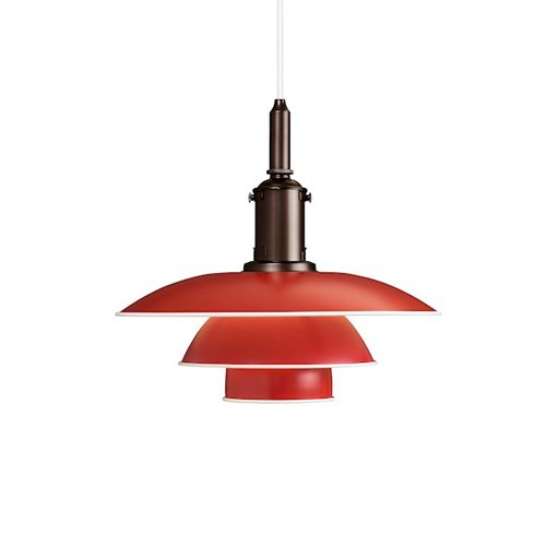 PH 3½-3 Pendant Red