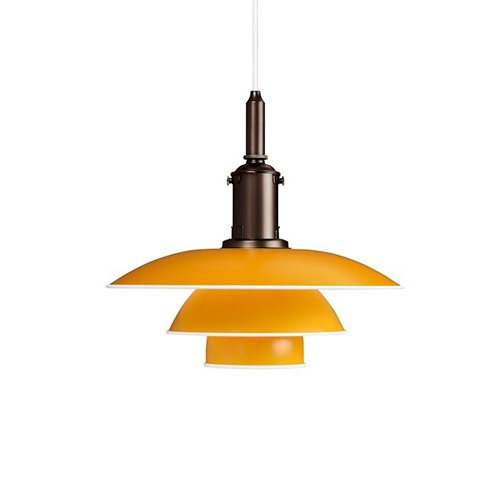 PH 3½-3 Pendant Yellow