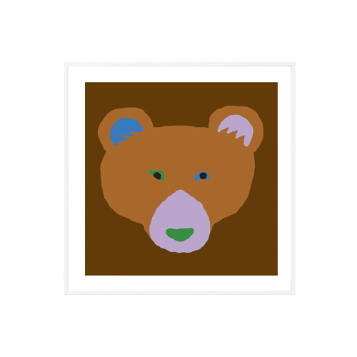 BROWN BEAR 2size