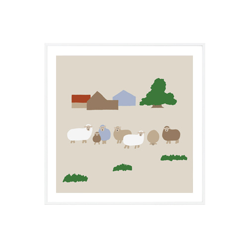 SHEEP FARM 2size
