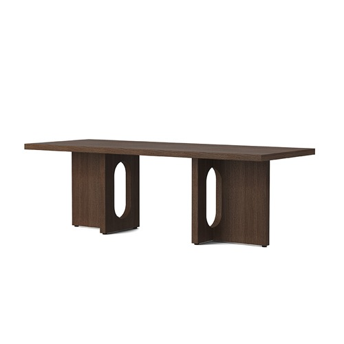 메누 엔드로진 라운지 테이블 Androgyne Lounge Table Dark Stained Oak