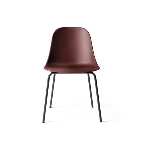 메누 하버 사이드 다이닝 체어Harbour Side Dining Chair Steel Base Burned Red