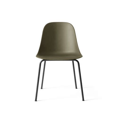 메누 하버 사이드 다이닝 체어Harbour Side Dining Chair Steel Base Olive
