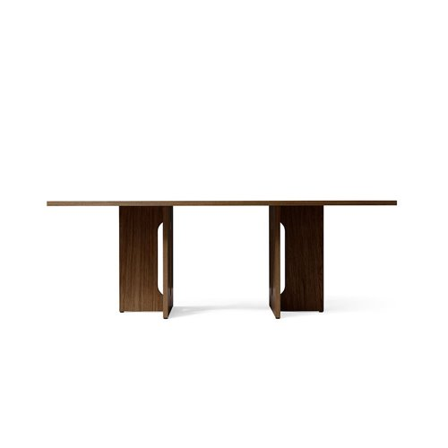 메누 엔드로진 다이닝 테이블 Androgyne Dining Table Dark Stained Oak 2sizes